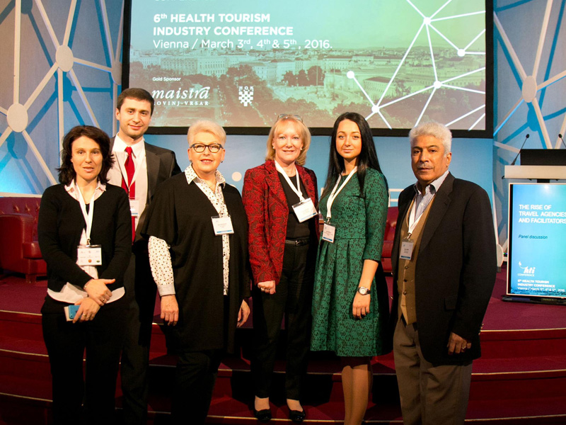 HTI Health Tourism Industry Conference, Vienna 3 March 2016